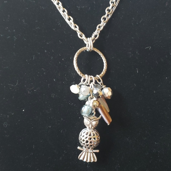 Ruby Rd. Jewelry - Ruby Rd Owl necklace
